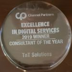 Consultant of the Year Award